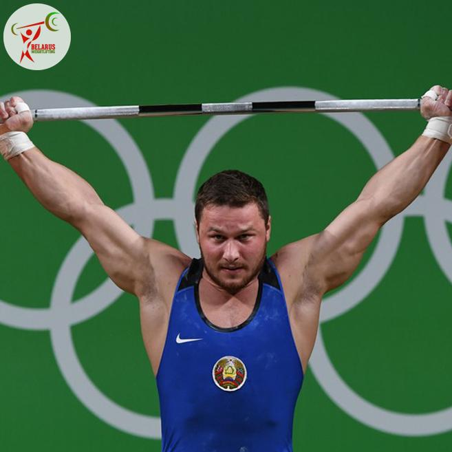 Пётр Асаёнок на ОИ в Рио-2016
