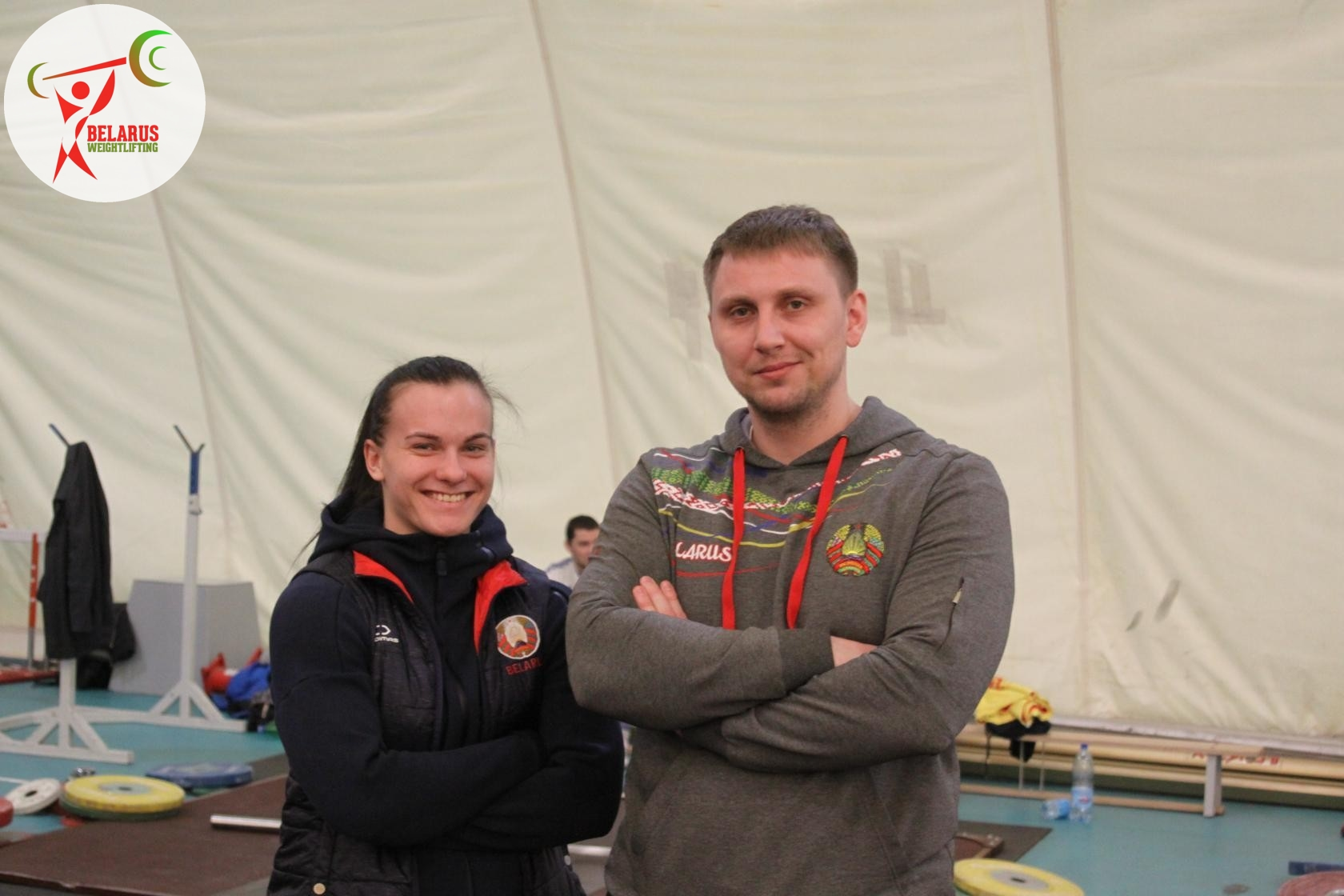 Daria Naumova und Valeriy Sizenok