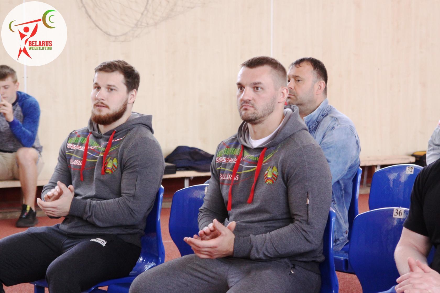 Пётр Асаёнок и Вадим Стрельцов