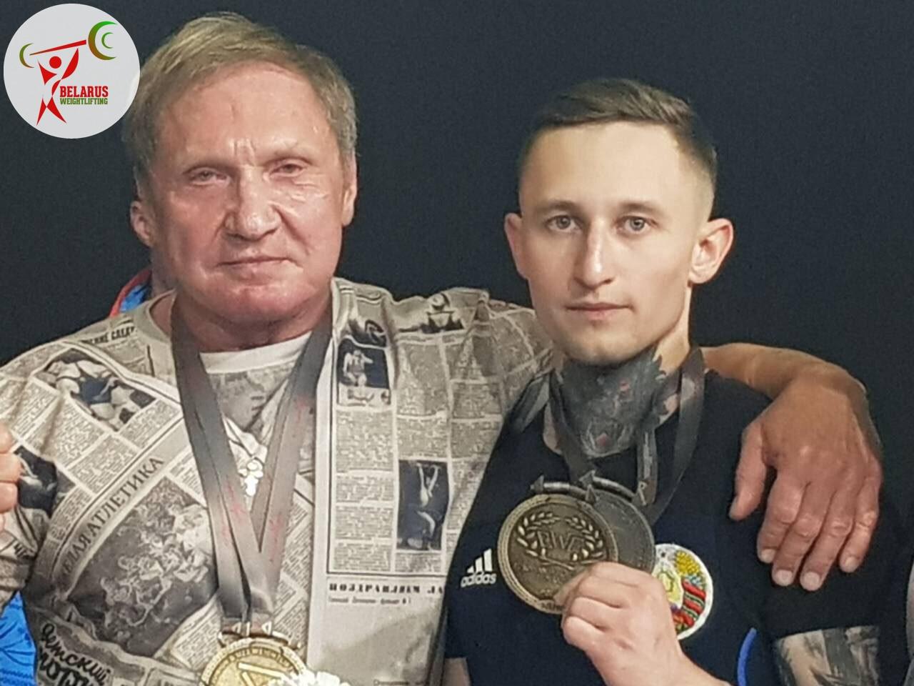 Геннадій Лаптєв і Віктор Шершуков