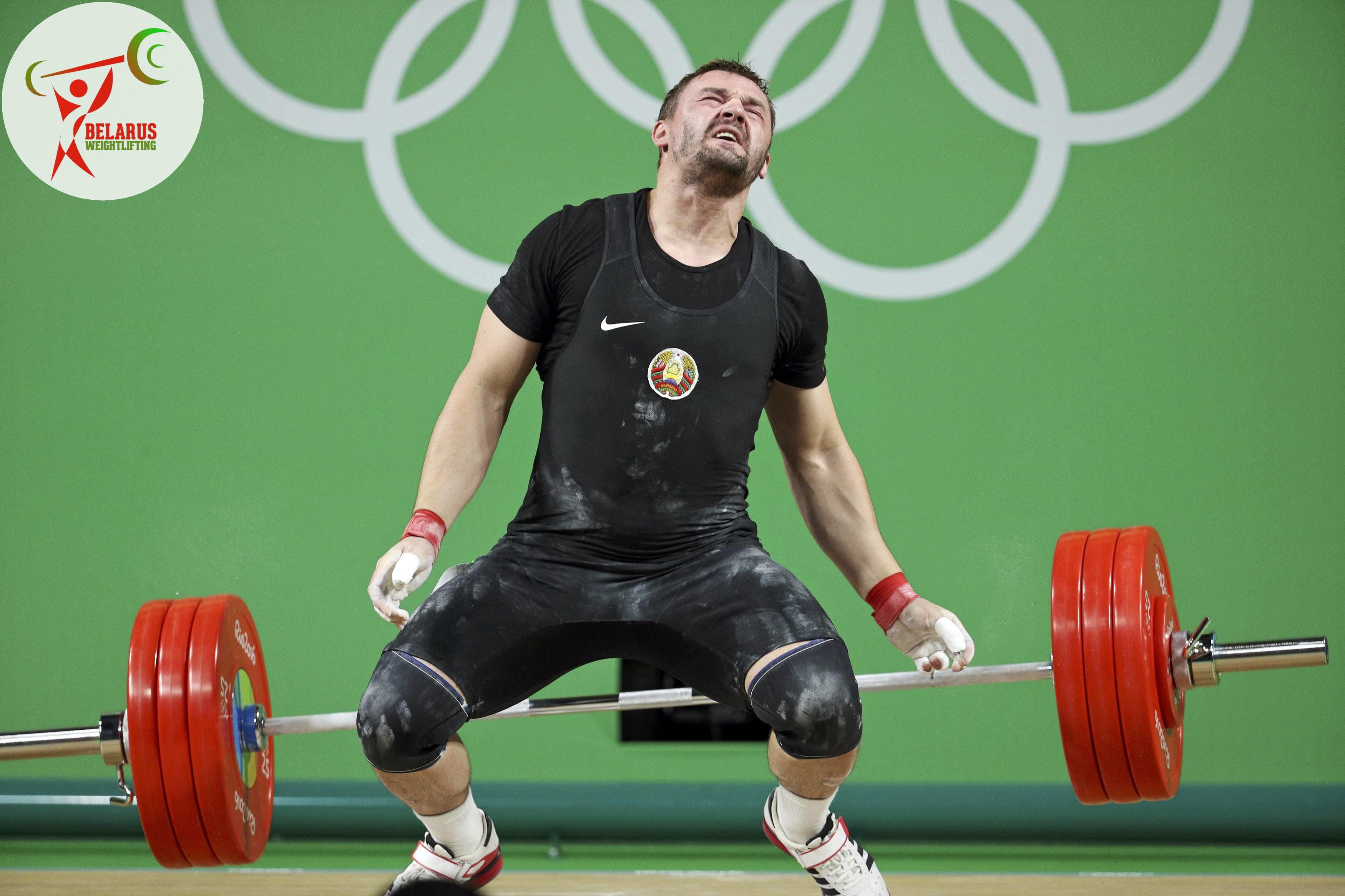 цяжкая атлетыка - Men\'s 94kg