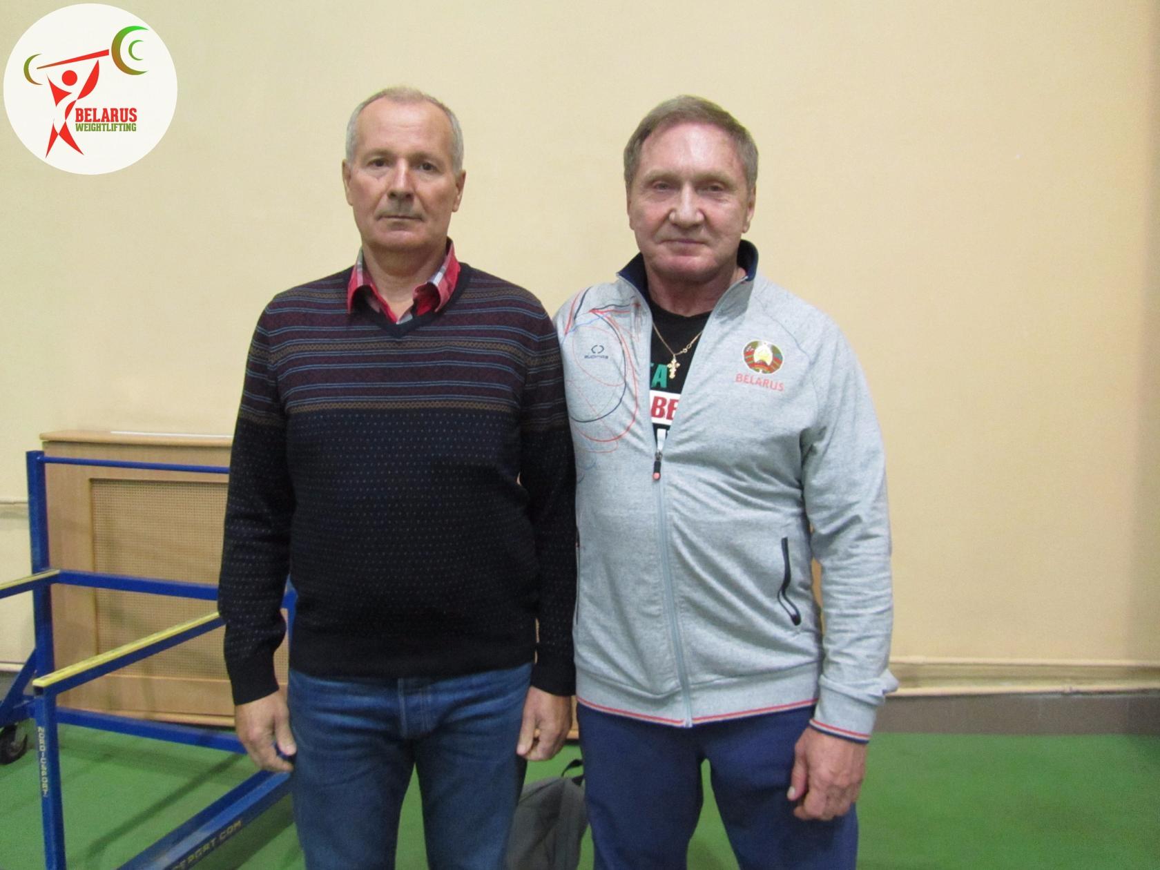 Валентин Короткин, Виктор Шершуков