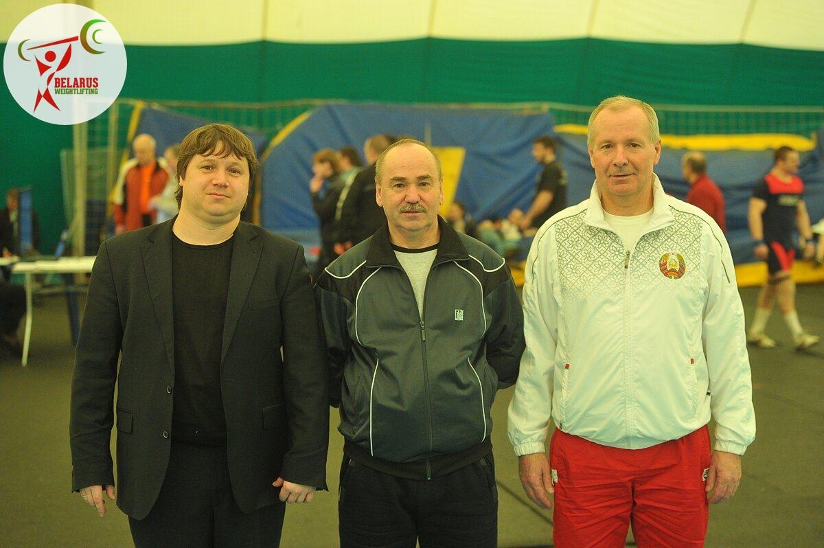 Mikhail Zakharenko, Michael Rabikovsky, Valentin Korotkin