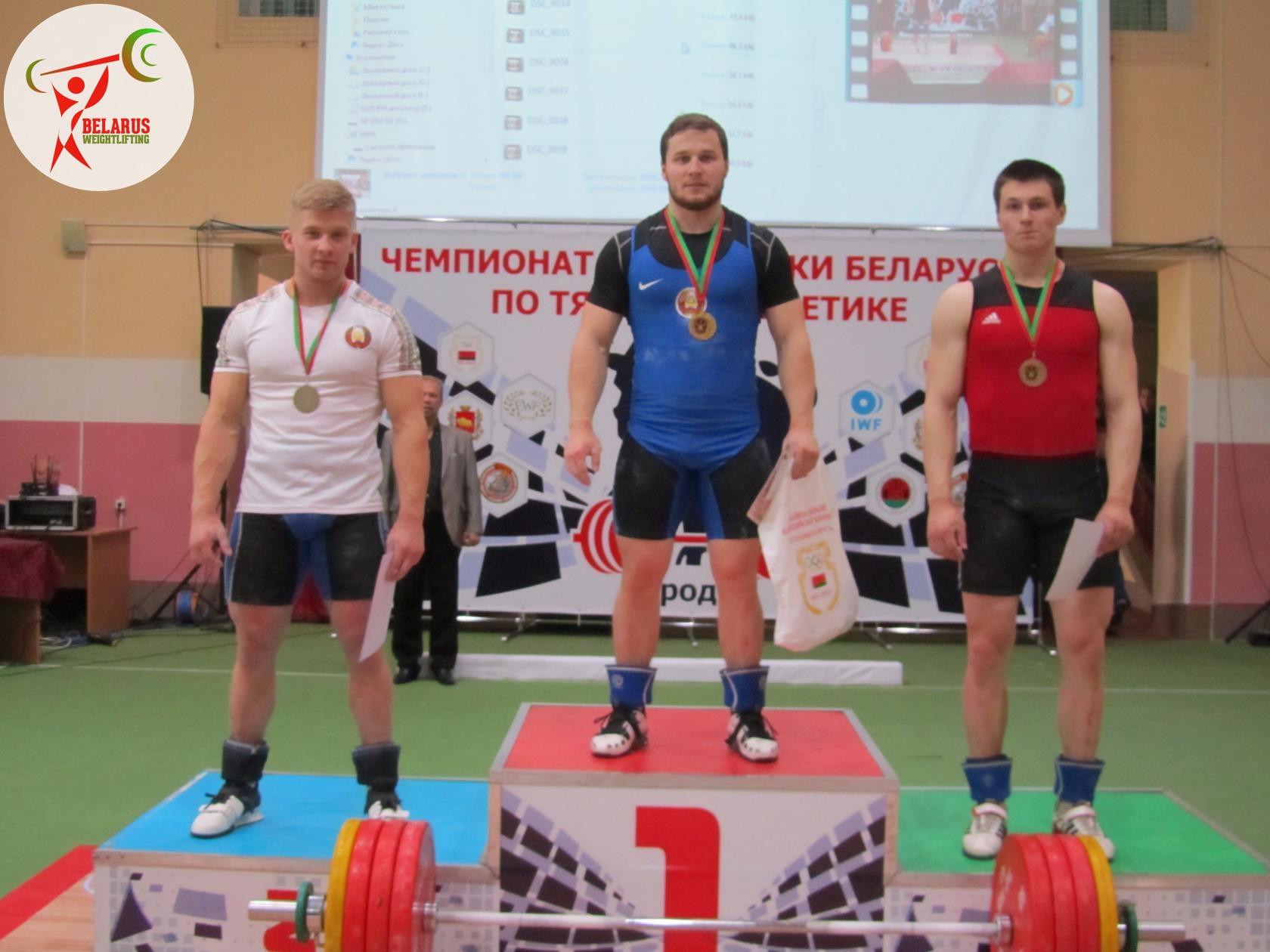 Paul Hodasevich, Peter Asaonok, Ilya Zhernovsky