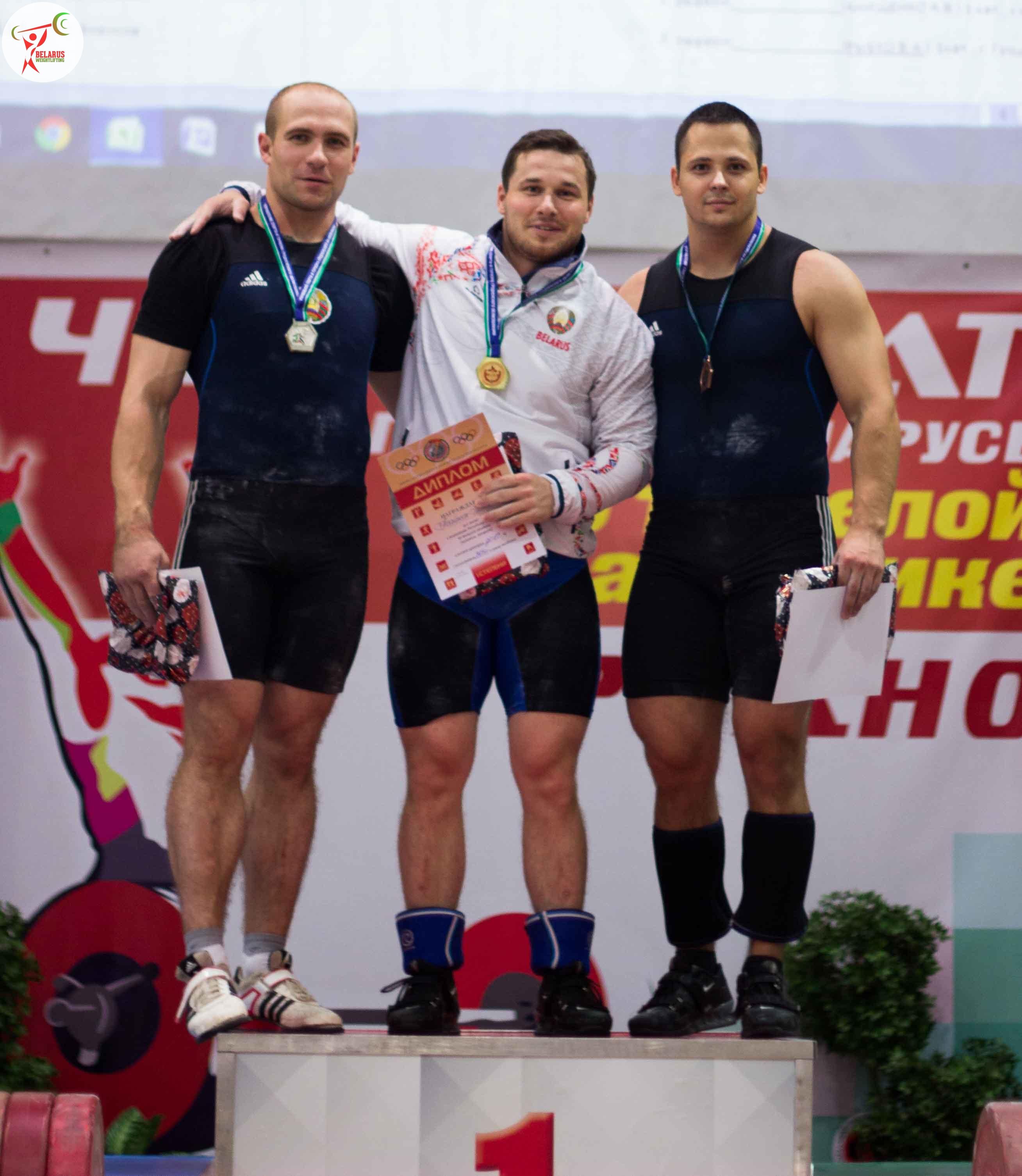 Alexander Bersanov, Peter Asaonok, Maxim Mudrevsky