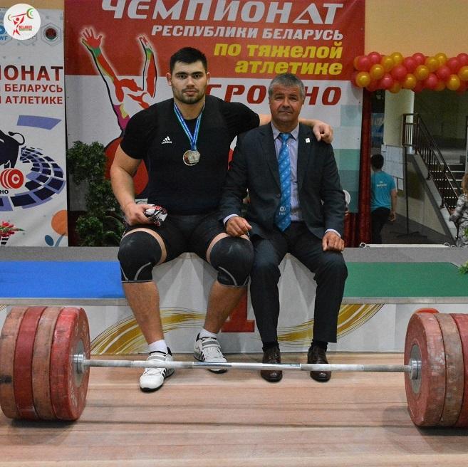 Алексей Мжачик и Владимир Хлуд