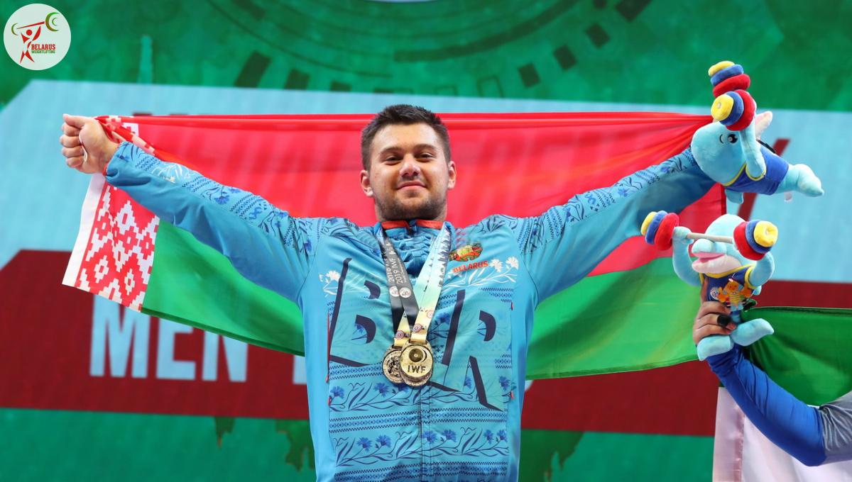Євген Тіхонцов - нагородження