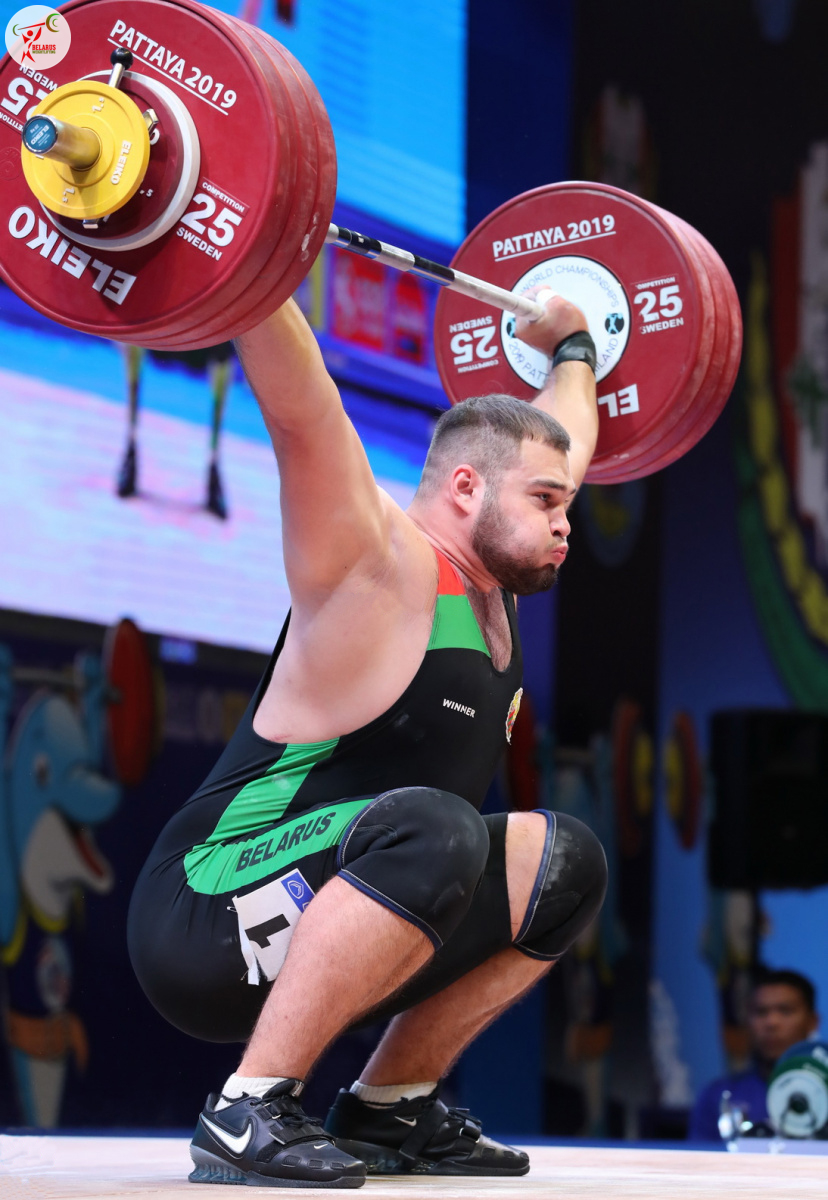 Эдуард Зезюлин - рывок 193 кг