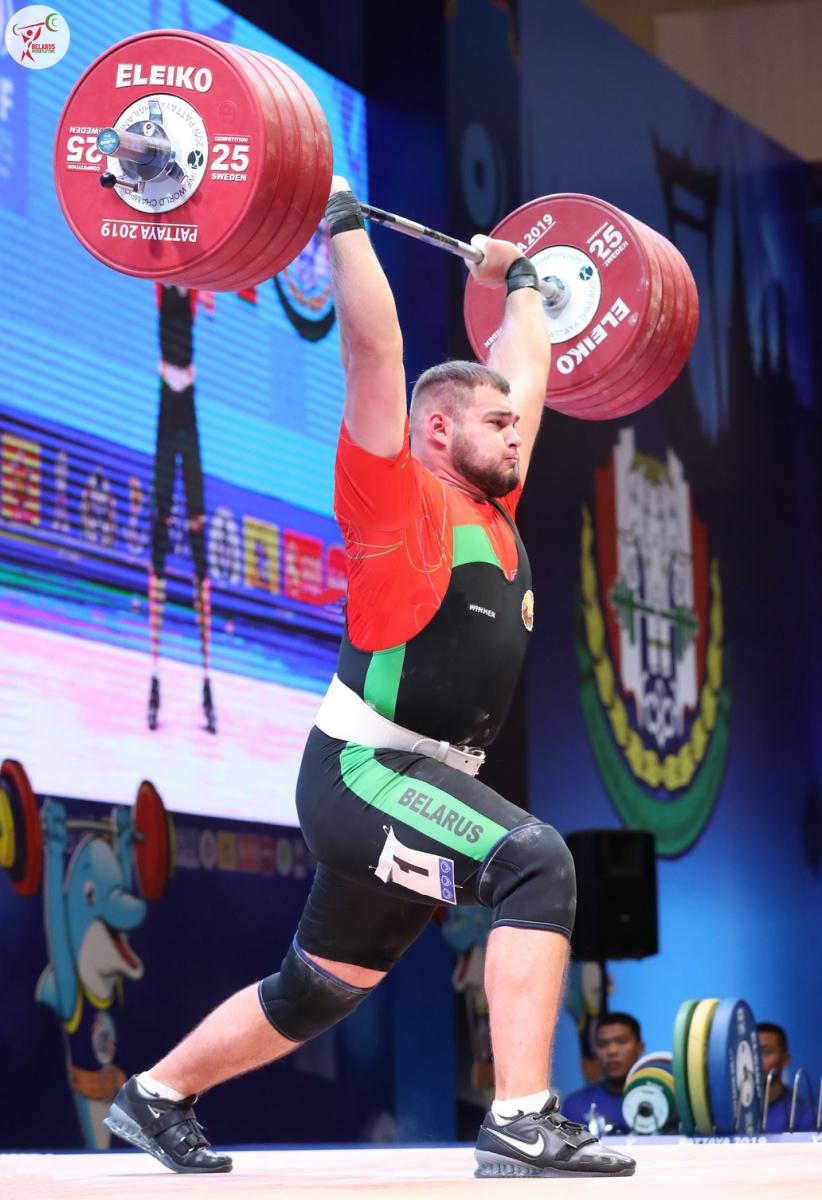 Edward Zezyulin - Druck 225 kg