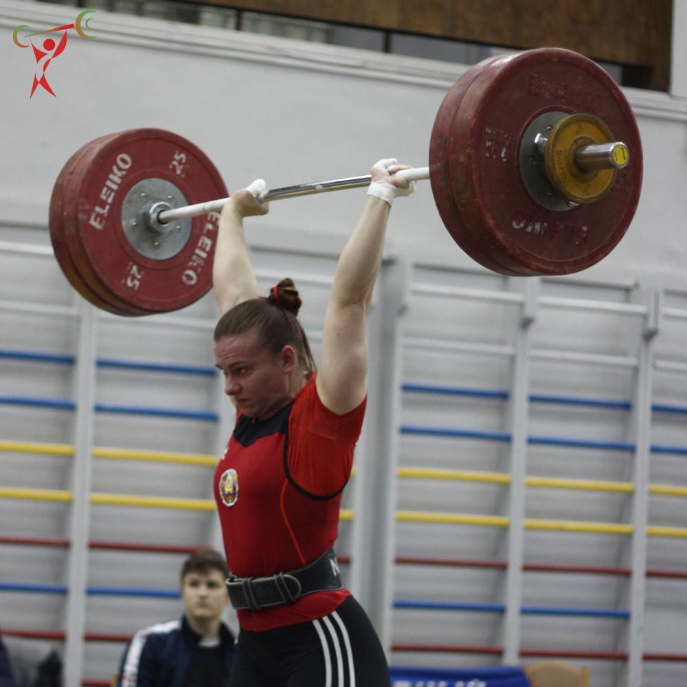 Дарья Наумова — бронзовый призёр чемпионата Европы в толчке