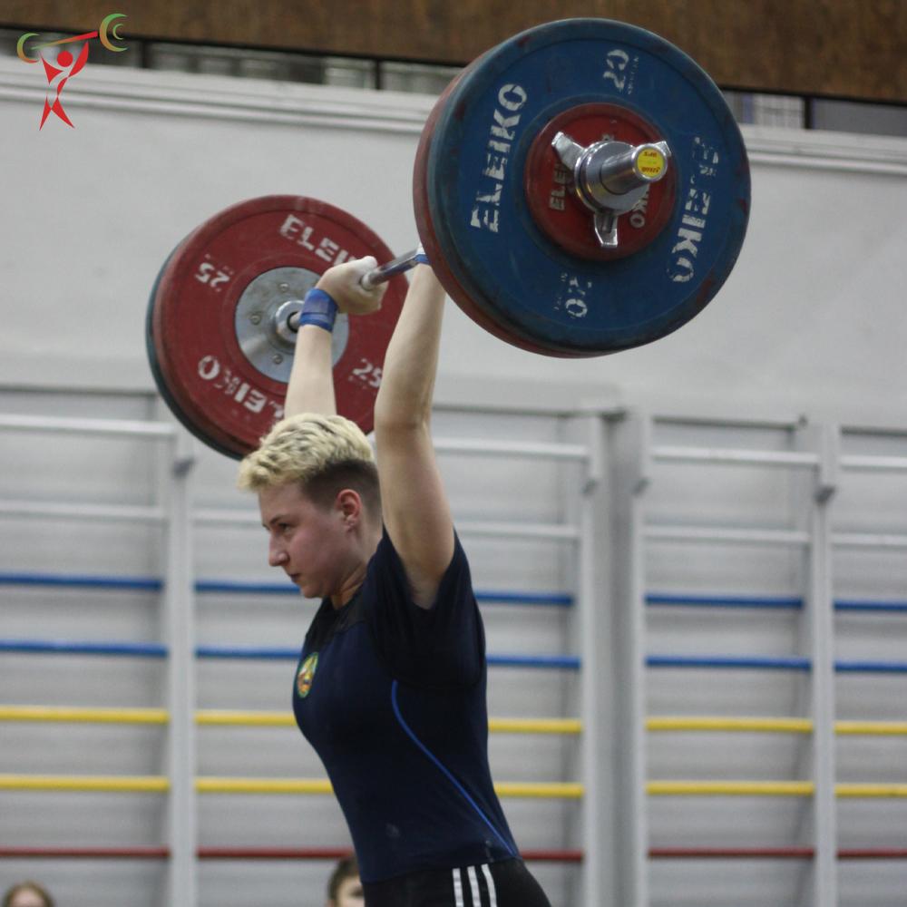 Рина Литошик заняла 6-е место на чемпионате Европы