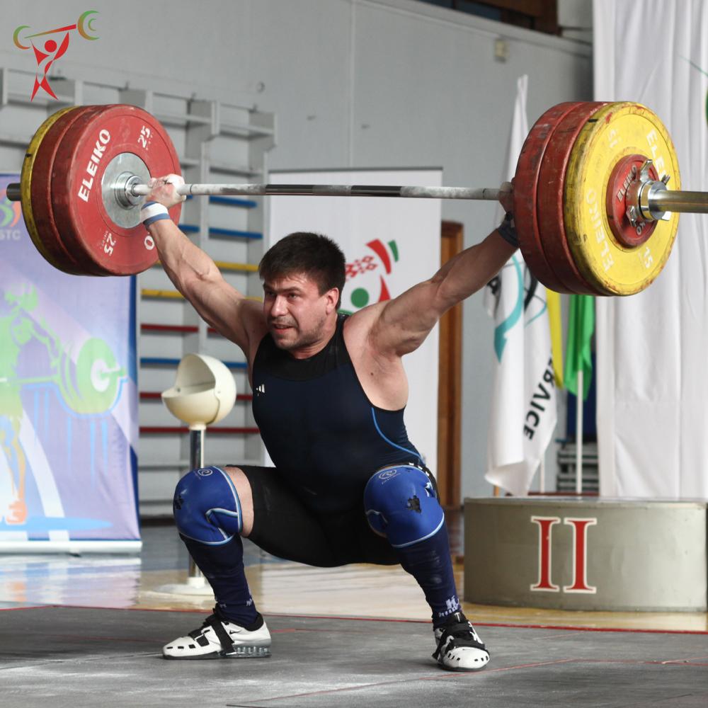 Сергей Гаранин занял 6-е место на чемпионате Европы